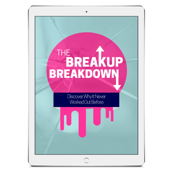 The Breakup Breakdown Digital Workbook
