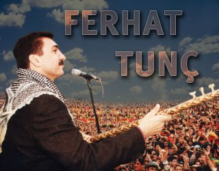 Ferhat Tunc arrested for commenting on politics