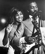 Ike and Tina Turner: Photo Reuters