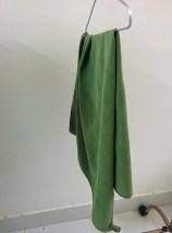 1 quick dry towel.
