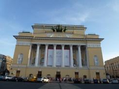 The Alexandrinskyi Theatre