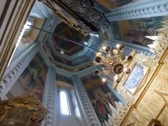 Inside St. Basil's.