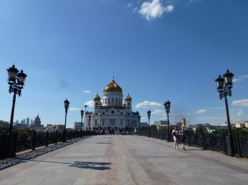 Cathedral of Christ the Savior.