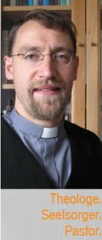 Pfarrer Tino Bahl