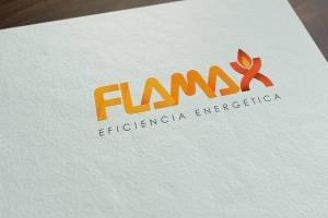 Flamax - Logotipo