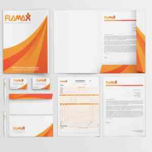Flamax - Branding - Marca - Brand