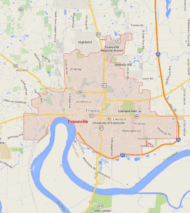 real estate Evansville IN