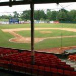 Historic League Stadium Huntingburg IN