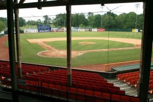 Historic League Stadium Huntingburg IN