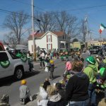 Jasper IN Ireland St Patricks-Parade