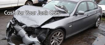 sell your junk car or salvage vehicle today