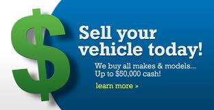 Sell My Vehicle Card