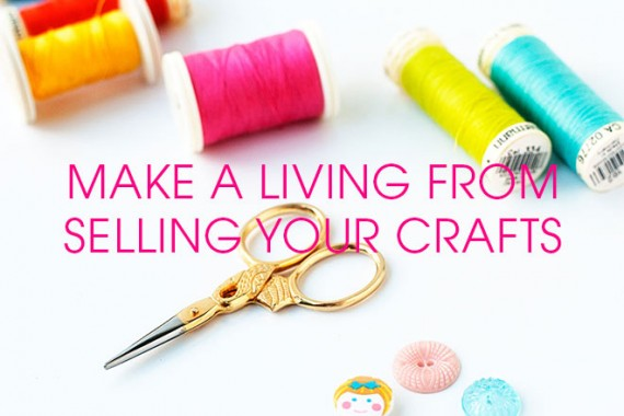 How to make a living selling your crafts a complete guide for Easy halloween crafts to make and sell