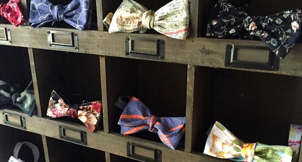 bowtie of the month club by wickham house