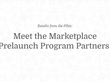 marketplace-prelaunch-program