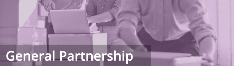 General Partnership: Similar to sole proprietorship, but with partners.