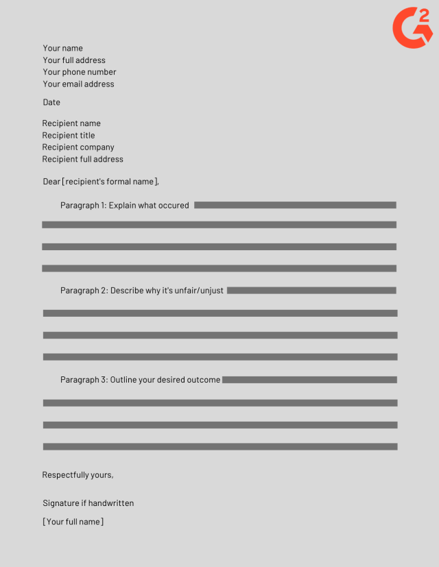 How to Write an Appeal Letter in 27 Simple Steps