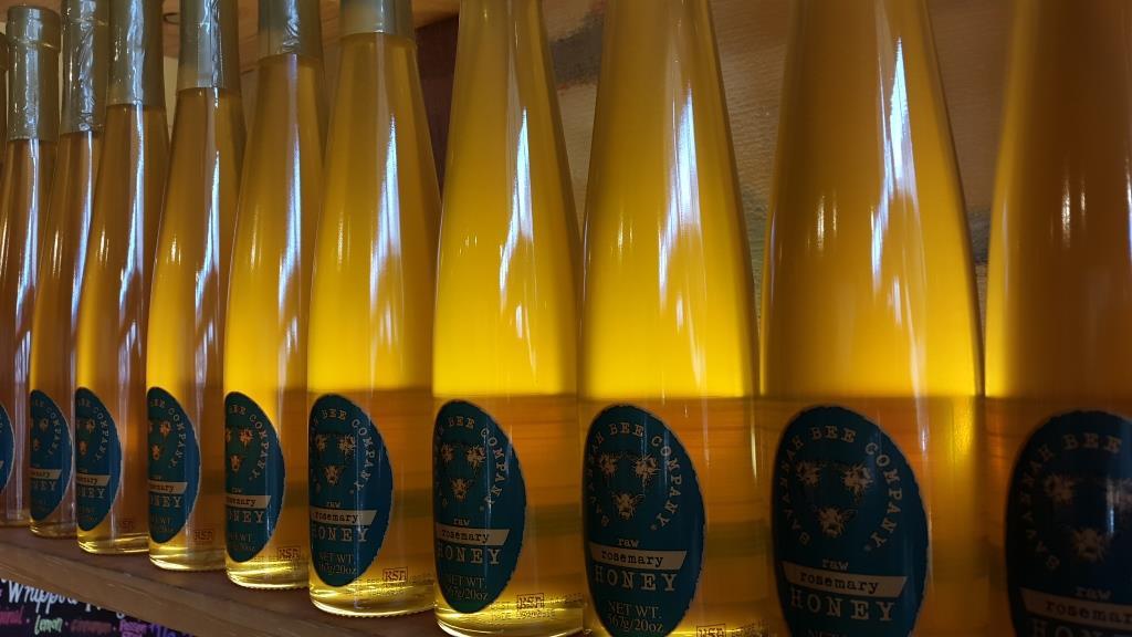 Honey from Savannah Bee Company