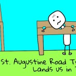 Our St. Augustine Road Trip to Remember