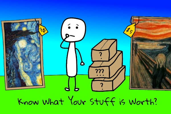 Do you know what your stuff is worth?