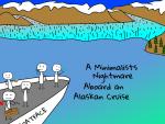 A Minimalists Nightmare Aboard an Alaskan Cruise