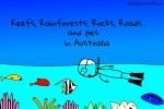 A Trip Home to Australia on the Company Dime!