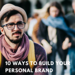 ways to build your personal brand
