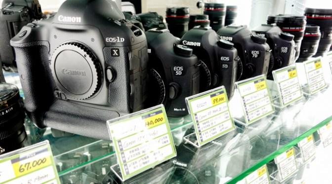 台中相機收購,台南相機收購,高雄相機收購 – 二手相機收購 必看攻略!