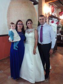 Francisco y Silvia