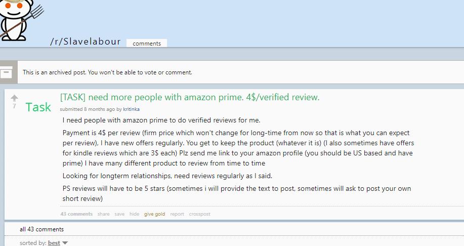 amazon fake reviews