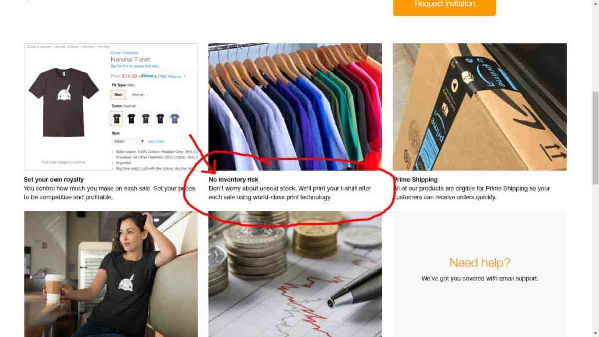 How to Start a T-Shirt Business on Amazon - Merch by Amazon