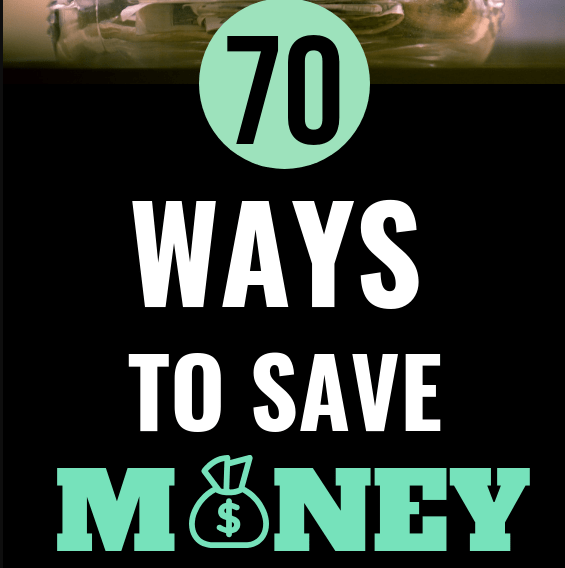 70 Simple Ways to Save Money