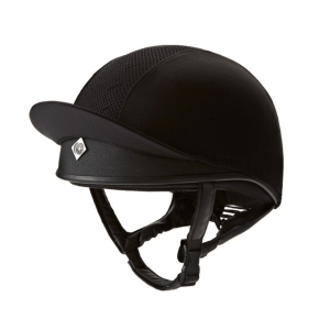 casque cross charles owen pro II plus noir