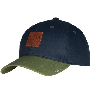 Flags and Cup Casquette Coro Vert Olive En Cadence