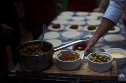 Mission empanadas en cours