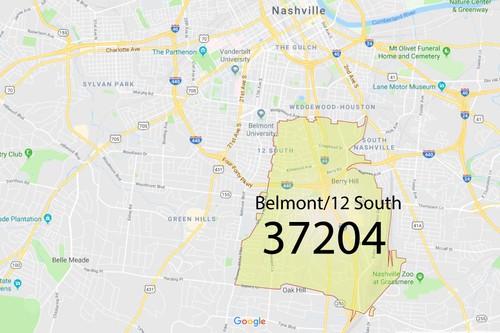 Nashville Zip Code 37204 2017 Photos