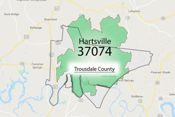 Inspired Homes zip-code-trousdale-co Homes for Sale in Hartsville TN