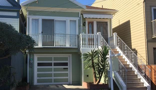 SOLD – 888 Peru Street, San Francisco CA 94112