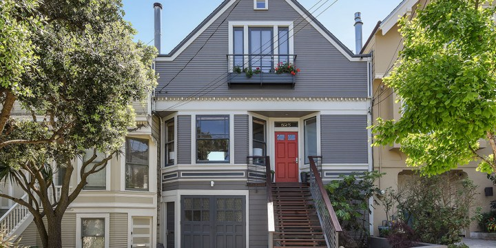 SOLD – 825 Alvarado Street San Francisco CA 94114