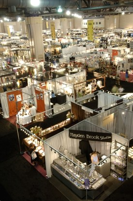 Is the role of trade shows changing?