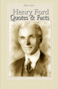 Henry Ford Quotes & Facts