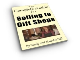 The Complete eGuide for Selling to Gift Shops