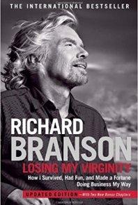 Richard Branson, Losing my Viriginity