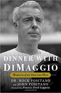 Dinner with DiMaggio