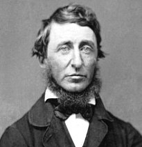 Inspirational Quote from Henry David Thoreau