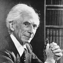 Inspirational Thoughts from Bertrand Russell