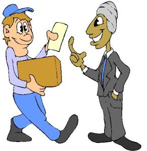 Using Mailers when Contacting Buyers