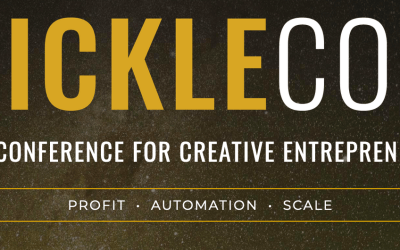PickleCon is a Conference for Creative Entrepreneurs