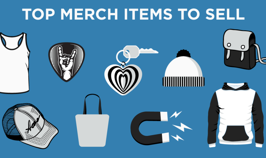 The Very Best Merch Items That You Can Offer