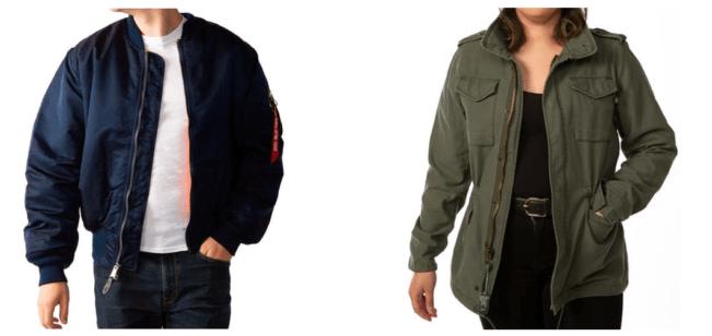 Top 5 Jacket Styles 2020